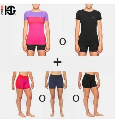 PACK TRAIN AT HOME WOMEN - SPORT HG