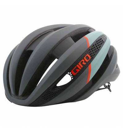 HELMETS SYNTHE Matte Grey/Blue