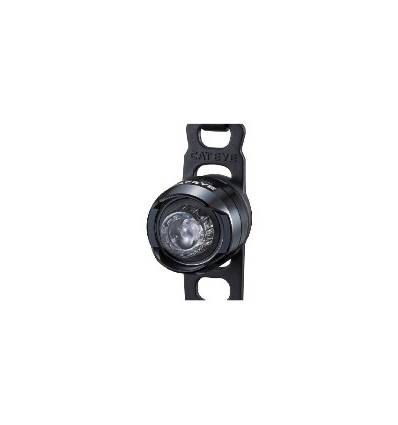 LIGHT SECURITY CATEYE FRONT ORB BLACK