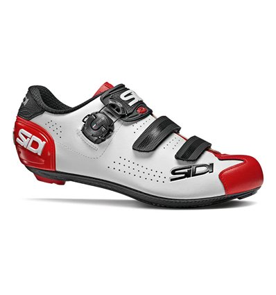 Shoes Sidi Alba 2 white black red