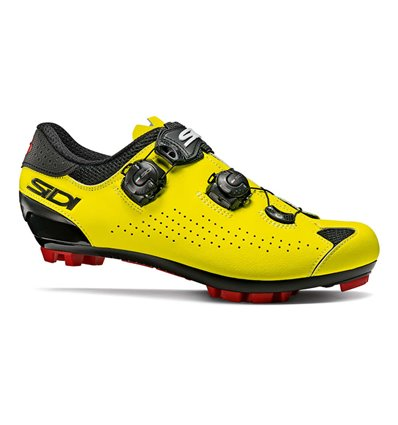 Shoes Sidi MTB Eagle 10 yellow fluor black