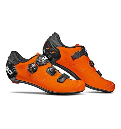 Running shoes Sidi Ergo 5 orange matte black