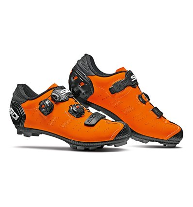 Shoes Sidi MTB Dragon 5 orange matte black
