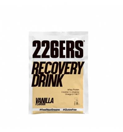 RECOVERY DRINK MONODOSIS 50G STRAWBERRY - 226ERS