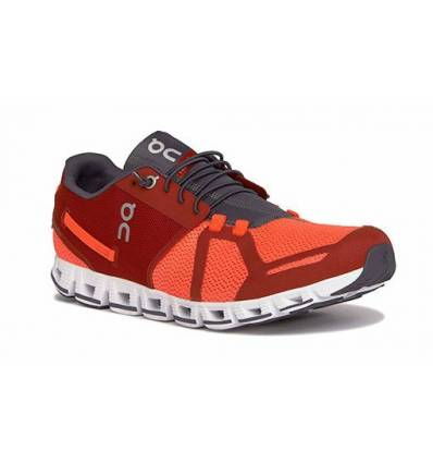 ZAPATILLAS ON CLOUD RED / FLASH HOMBRE - ON RUNNING