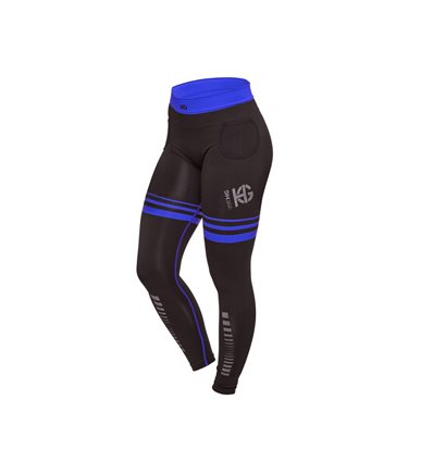 LONG TIGHTS HG DALES RED UNISEX - SPORT HG