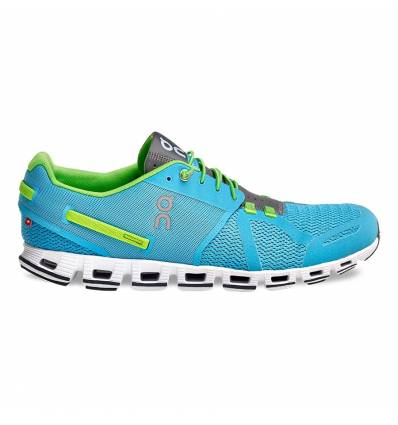 ZAPATILLAS ON CLOUD DIVER / LIME HOMBRE - ON RUNNING