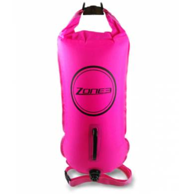 BOYA SWIM BUOY DRY BAG 28L PINK UNISEX - ZONE3