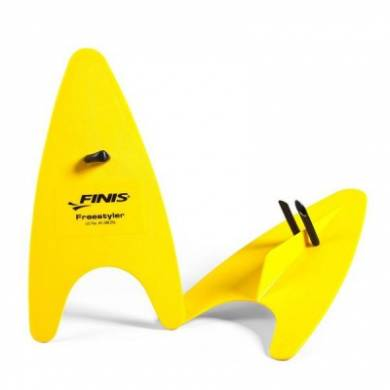Palas FINIS Freestyler Hand Paddles Senior Amarillo