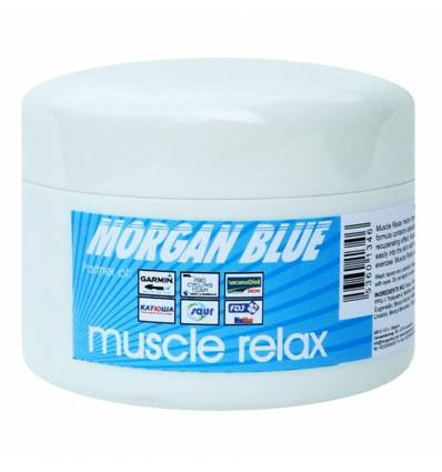 Muscle Relax. Crema músculos cansados MB 200 cc