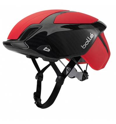 Casco Bollé The Road One Premium Red Carbon