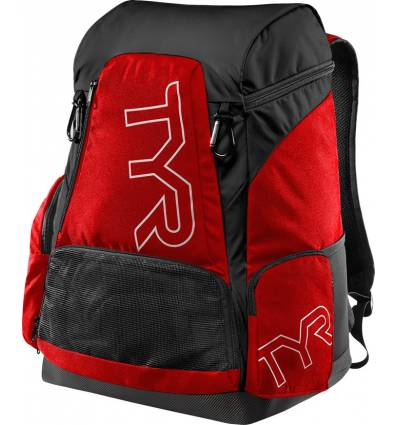 MOCHILA TYR ALLIANCE 45L BACKPACK RED/BLACK