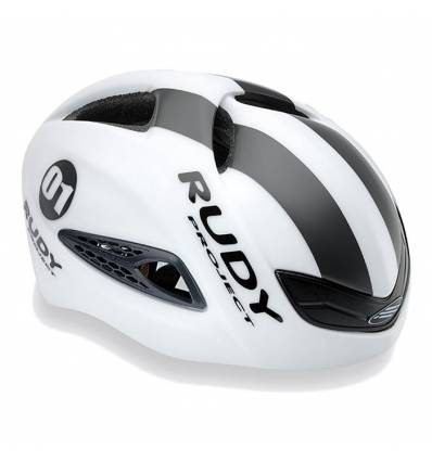 CASCO RUDY PROJECT BOOST1 BOOST1 WHITE - GRAPHITE MATTE