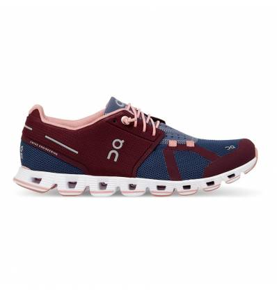 ZAPATILLAS ON CLOUD MULBERRY & VELVET PARA MUJER - ON RUNNING