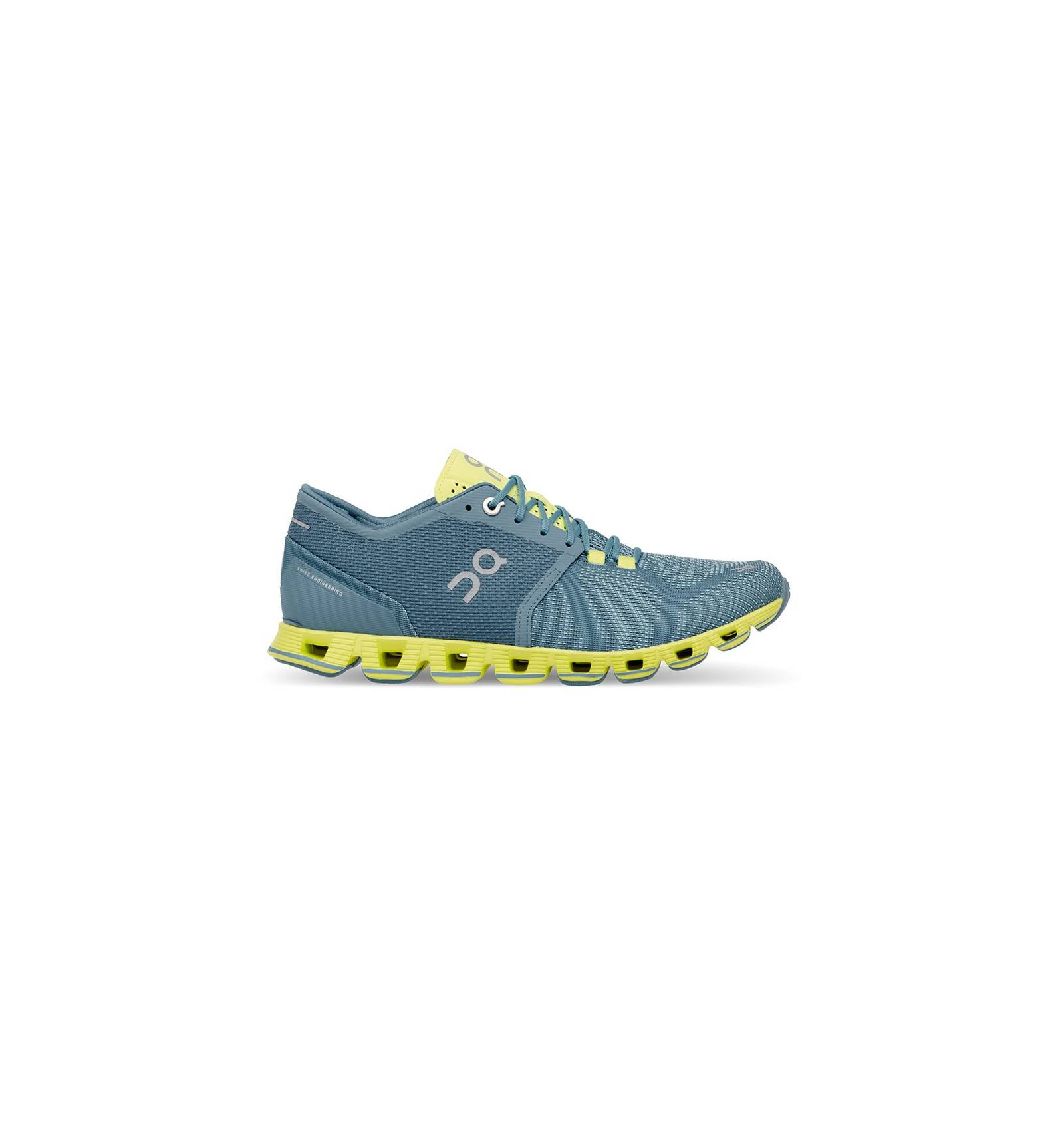ZAPATILLAS ON CLOUD X NIAGARA   LIME PARA MUJER - ON RUNNING 2990b653f8ad2