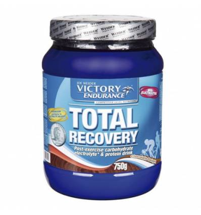 Total Recovery Chocolate (750 g.)