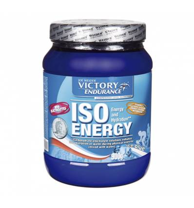 ISO ENERGY ICE BLUE 900 G - VICTORY ENDURANCE