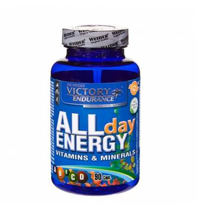 ALL DAY ENERGY 90 CAPS - VICTORY ENDURANCE