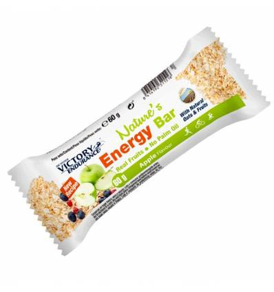 Nature´s Energy Bar Manzana (20 x 40 g.)