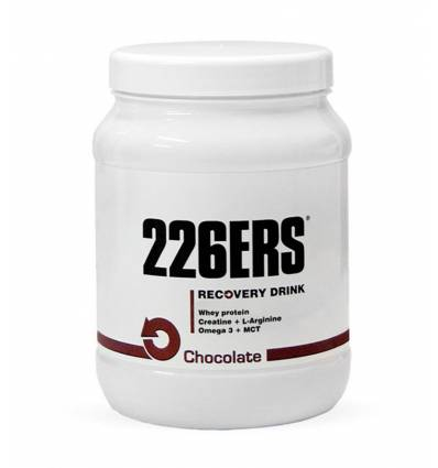 RECOVERY DRINK CHOCOLATE 500GR - 226ERS