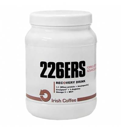 RECOVERY DRINK IRISH COFFEE 500GR - 226ERS