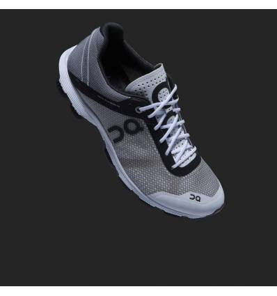 ZAPATILLAS ON CLOUDRUSH BLACK WHITE HOMBRE - ON RUNNING