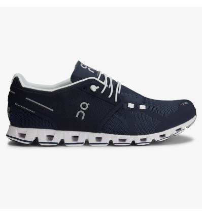 ZAPATILLAS ON CLOUD NAVY & WHITE HOMBRE - ON RUNNING
