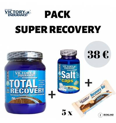 PACK SUPER RECOVERY - VICTORY ENDURANCE