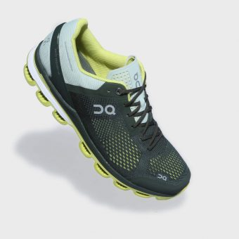 ZAPATILLAS ON CLOUDSURFER JUNGLE & LIME PARA HOMBRE - ON RUNNING